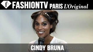 Model Cindy Bruna | Beauty Trends for Spring/Summer 2015 | FashionTV