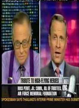 Larry King and Ross Perot Jr. (Oct 7, 2006) Video