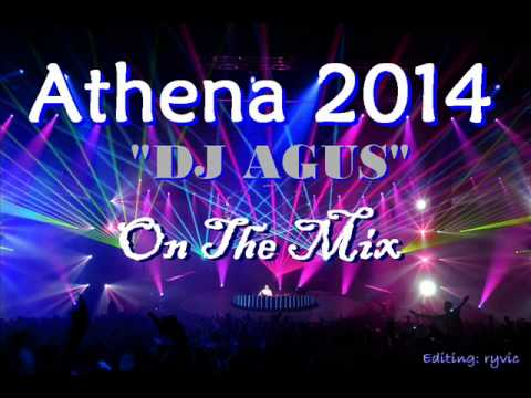 NEW House Music Nonstop 2014 - DJ AGUS Live Athena Hyper Discotheque...