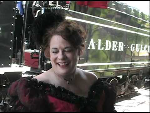 Alder Gulch Train, Virginia City, Montana