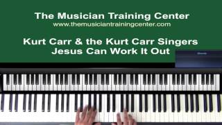 Watch Kurt Carr Jesus Can Work It Out video