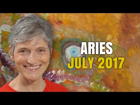 ARIES JULY 2017 HOROSCOPE   Many exciting opportunities coming!