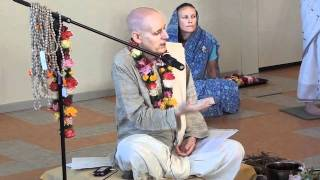 HG Sankarshan Das Adhikari - Preparation for Initiation
