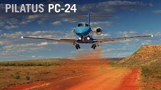 Pilatus PC-24 Business Jet In Production, Nearing Certification – AINtv