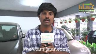 Karthick Shiva At Pattathari Movie Team Interview