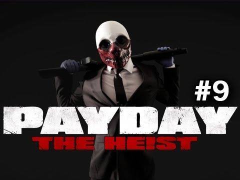 PAYDAY: The Heist c/JcxNoob | Ep.09 | CARNITAS