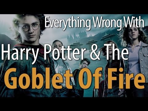 Everything Wrong With Harry Potter & The Goblet Of Fire video