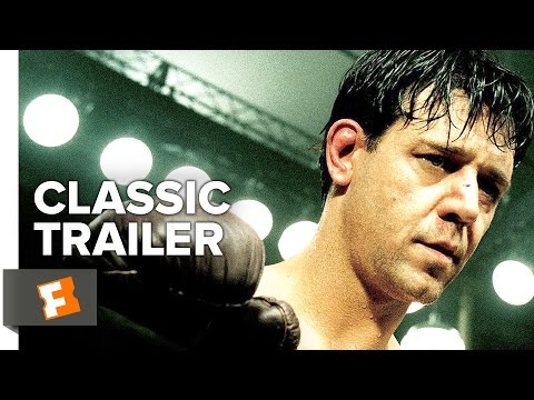 Cinderella Man (2005) Official Trailer #2 - Renée Zellweger, Russell Crowe Movie Hd video