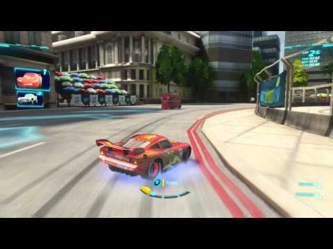Cars 2 Gameplay - Episode 1 - Race - HD
