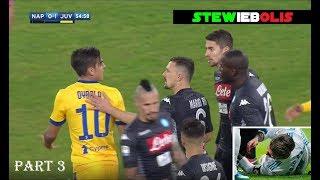 Best Football Fights of 2017\2018 ⚽ ft. Neymar,Dybala,Messi,Ronaldo,James Rodriguez,Ramos ⚽ HD 1080i