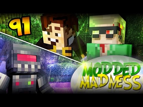 Minecraft: Upgrade All The Things! - Modded Madness #91 (yogscast Complete Pack) video