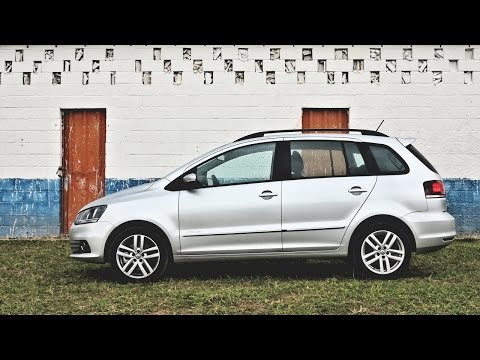 Volkswagen SpaceFox Highline I-Motion no uso com Bob Sharp