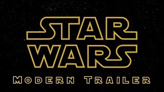 Star Wars: A New Hope - Modern Trailer