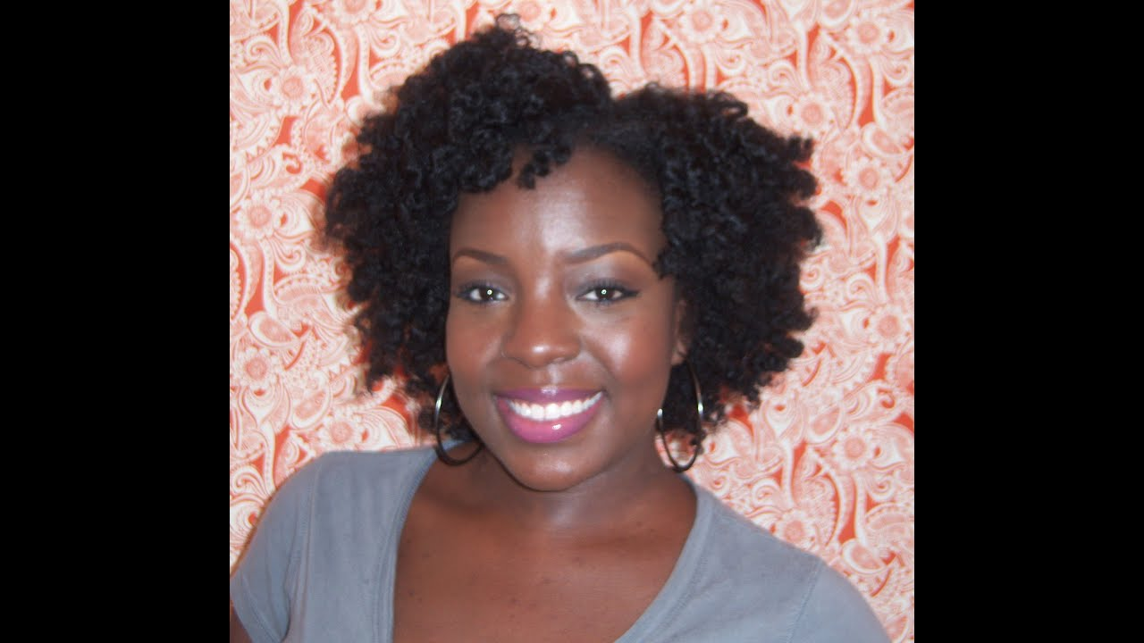 Twist Out Styles on Short Natural Hair Natural Hair Flat Twist Bantu