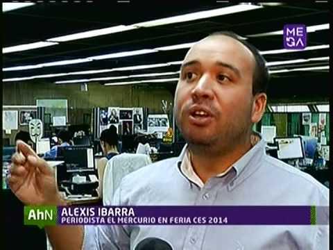 CES LAS VEGAS CINE DEL FUTURO PERSONAJES SALEN DE LA PANTALLA MEGANOTICIAS 16 01 2014