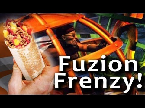 Fuzion Frenzy Game Night: Creature Tips Special