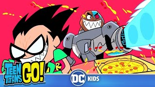 Teen Titans Go!   Food Fight   DC Kids 18.25 MB
