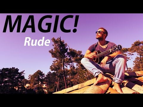 Magic! - Rude - Official Music Video - Akouf'n feat Mathieu Forget