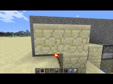 Minecraft - Les MDS 5 Le piège à visiteur (updates)