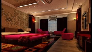 Revit Secrets Interior Intro - Hotel rooms - Interior Scene Workshop