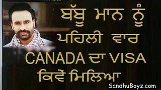 download lagu Babbu Maan Nu Pehli Vaar Canada Da Visa Kiven gratis