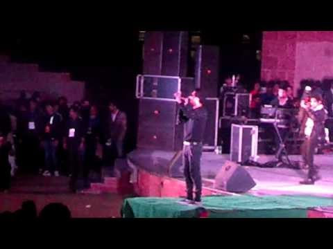 Falak's Ijazat Live In Gbu video