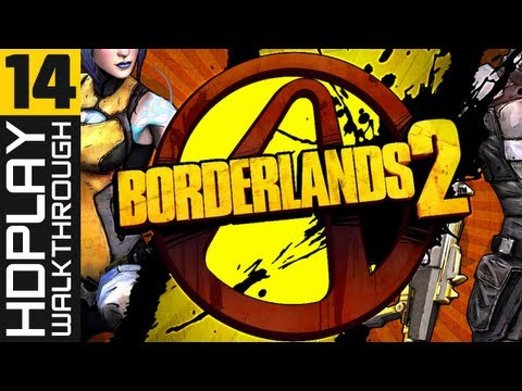 Borderlands 2 - Walkthrough PART 14 | Medical Mystery (PC/XBOX360/PS3)
