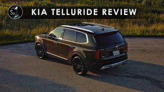 2020 Kia Telluride | The SUV and Minivan Merger