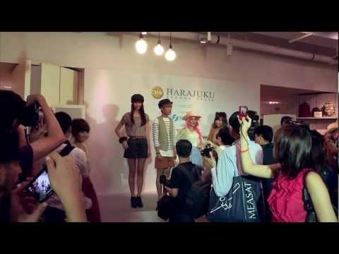 HARAJUKU Street Style official launch at TANGS orchard | 
