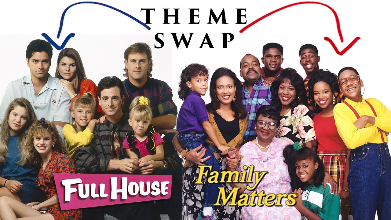 Family Matters Wallpaper Full House/family Matters