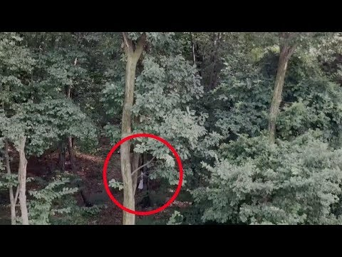 미국인 카메라에 찍힌 용두동 드론 귀신
