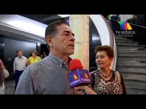 Edith González y Luis Felipe Tovar presentaron la obra