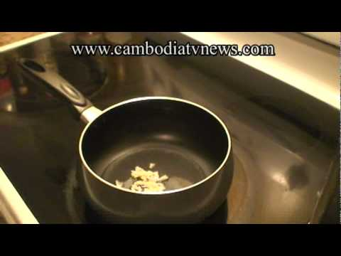 Khmer Cook Ban Chow Part 3  Cambodian Music Song Cambodia Star News