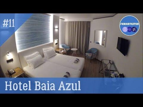 Hotel Baia Azul Madeira Hotelzimmer mit Meerblick