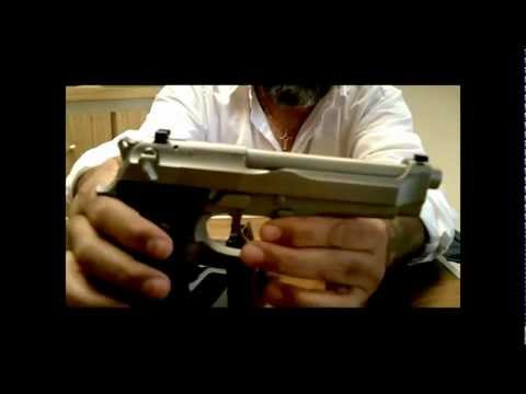 Beretta 96FS Brigadier .40 review
