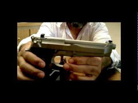 Beretta 96FS Brigadier .40 review