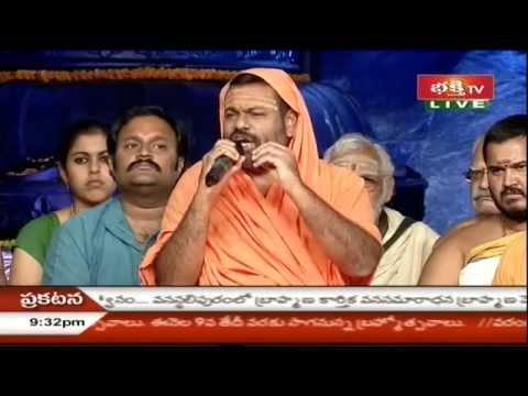 Paripoornananda Saraswati Speech in Eleventh day Koti Deepothsavam