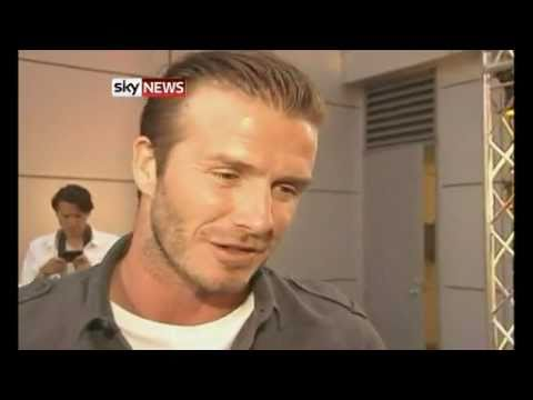 David Beckham expecting baby girl on the 4th July