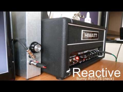 Reactive/Resistive Loadbox Test