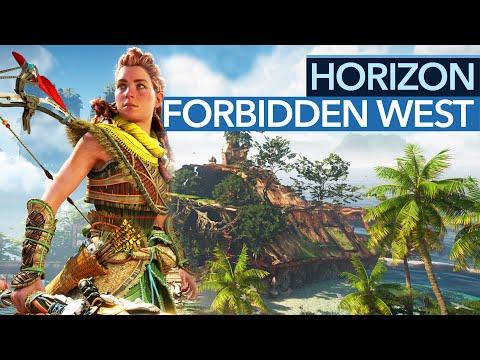 Was Horizon Forbidden West alles neu macht - und was nicht! - Gameplay-Analyse