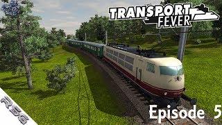 Transport Fever Episode 5 ( GamePlay / Let's Play )