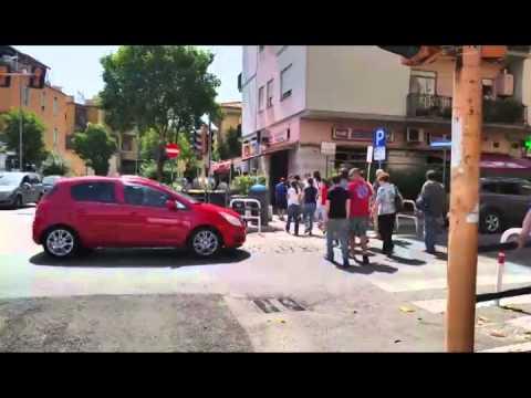 Lavoratori e utenti Ce.Fi. - municipio Ciampino