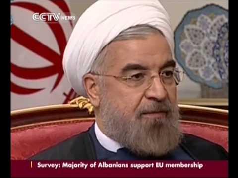 Rouhani: Iran will not stop uranium enrichment
