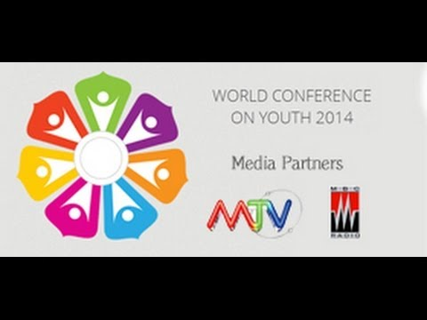 Anaagathaya Lassanaye-sirasa Super Stars Season 6 Official Song Of The World Youth Conference 2014 video