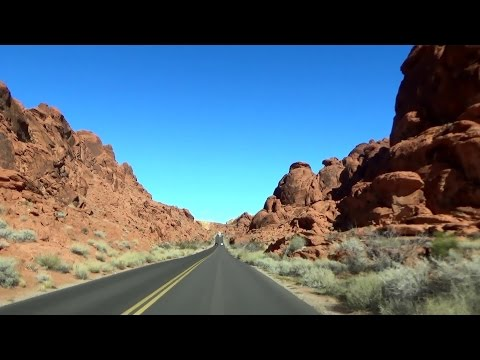 2014 Grand Circle Tour - Ep. 3 - Valley of Fire State Park, Nevada [60fps]