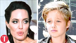 Inside The Secret Lives Of Angelina Jolie And Brad Pitt's Children
