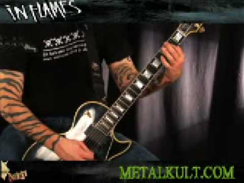 IN FLAMES Lesson Bullet Ride Chorus