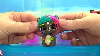 LOL Surprise Doll Furry Pets Makeover Series 5 Color Change Remove Fur!