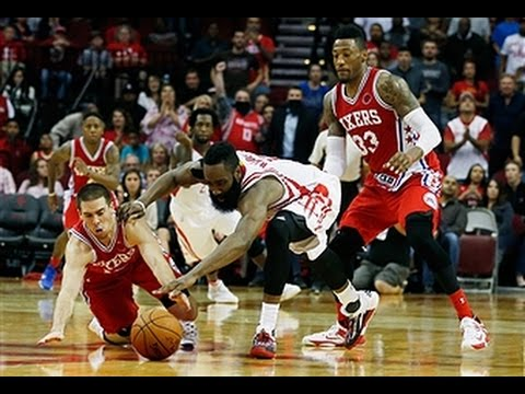 Houston Rockets vs Philadelphia 76ers - November 27, 2015