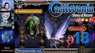 Castlevania: Dawn of Sorrow ● Ep.18 ● ¡Tres Almas Importantes! - Farming Special 6 (Almas Pt.4)